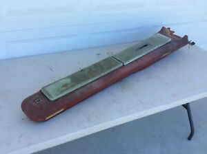 1963 63 Oldsmobile Starfire Center Console Automatic For Parts Or Repair