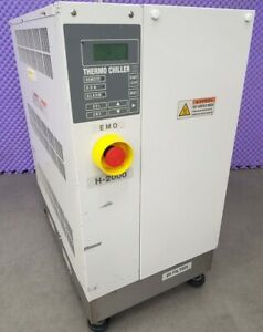 Smc Thermo Chiller Inr 498 012d x007 Power On Test Di Tank A Class Is Installed