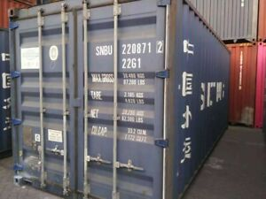 20 Shipping Storage Conex Containers In Phoenix Az