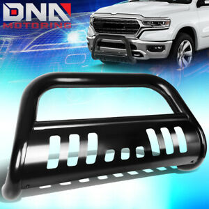 For 2019 Ram 1500 Truck 3 Mlid Steel Bull Bar Push Bumper Grill Grille Guard