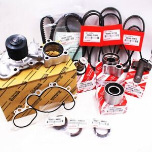 For Toyota 3 4l V6 Engine Water Pump timing Belt Kit Tacoma Tundra 4runner T100