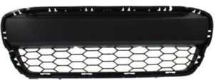 Cpp Gray Grill Assembly For 2012 2013 Honda Civic Grille