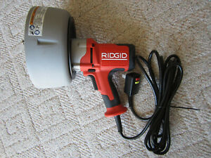 Ridgid K 45 Drain Cleaner Power Unit