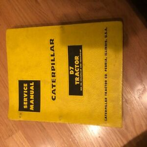 Caterpillar D7 In Stock   JM Builder Supply and Equipment Resources