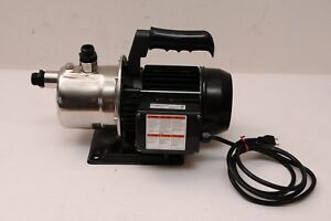 Countyline Stainless Steel Transfer Utility Pump 1 Hp Model Clss5