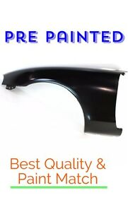 New Pre Painted Driver Lh Fender For 1999 2005 Mazda Miata W Free Touch Up