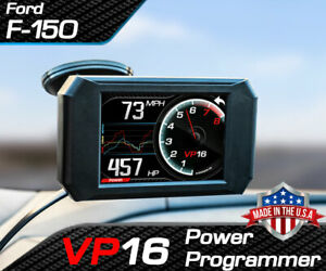 Volo Chip Vp16 Power Programmer Performance Race Tuner For Ford F150 F 150