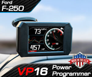 Volo Chip Vp16 Power Programmer Performance Race Tuner For Ford F250 F 250