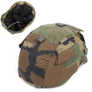 Emerson Tactical MICH Helmet Cover For MICH 2001 Helmet Woodland