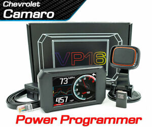 Volo Chip Vp16 Power Programmer Performance Race Tuner For Chevy Camaro