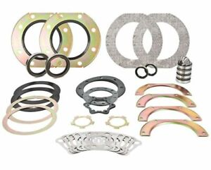 Toyota Solid Axle Knuckle Service Rebuild Kit With Wheel Bearings