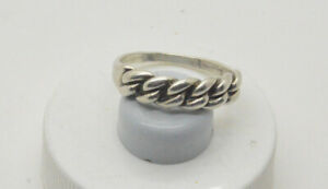 Post Medieval Period Silver Ring