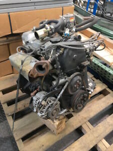Mitsubishi 4g6e Engine 2 0 Liter For Caterpillar Forklift Low Hours
