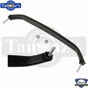 1969 69 Camaro Instrument Panel Dash Board Grab Bar Handle Chq Brand Name
