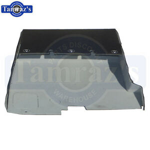 1961 1962 Chevy Full Size Glove Box Liner Without Ac Improved Quality Grey Felt