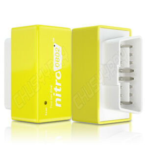 Obd2 Nitro Performance Chip Gas fuel Saver For All Pontiac Vehicles 1996 2010