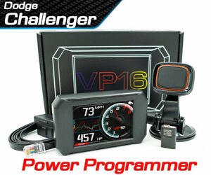 Volo Chip Vp16 Power Programmer Performance Race Tuner For Dodge Challenger