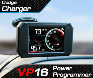 Volo Chip Vp16 Power Programmer Performance Race Tuner For Dodge Charger