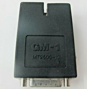 Snap On Scanner Gm 1 Obd 1 Adapter P N Mt2500 10