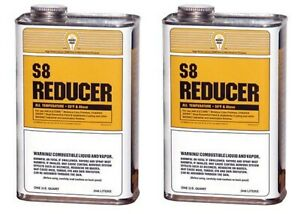 2 Pack Magnet Paint S8 04 Chassis Saver Reducer 1 Quart Can New Free Shipping