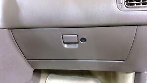 91 Infinity G20 Glove Box Assembly dark Brown With Latch hinge