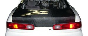Carbon Creations Oem Trunk 1 Piece For 1994 2001 Integra 2dr