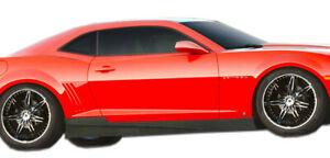 Carbon Creations Gm X Side Skirts Rockers 2pc For 2010 2015 Camaro