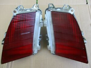 Gently Used Oem 1973 Monte Carlo Tail Light Set Very Clean Pair Usable As Is