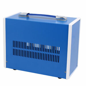 270mmx210mmx140mm Rectangle Project Enclosure Case Electric Junction Box Blue