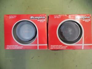 Sunpro Electrical Led Air Fuel Ratio Gauge New Cp7011 Lot Of 2