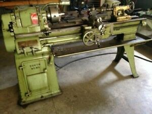 South Bend 13 X 40 Lathe Model Clc145c