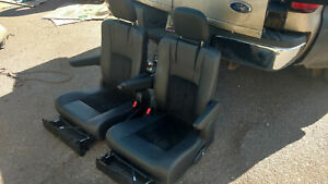 2015 2016 2017 2018 2019 Dodge Grand Caravan Stow N Go Second Row Bucket Seats
