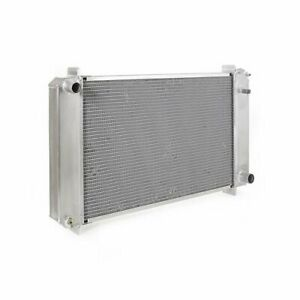 Be Cool 60013 Radiator Direct Fit Aluminum Natural Chevy Gmc Each