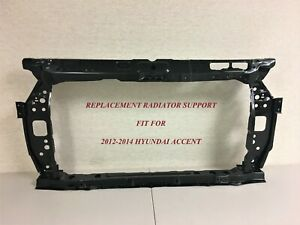 Radiator Support For Hyundai Accent 2012 2013 2014