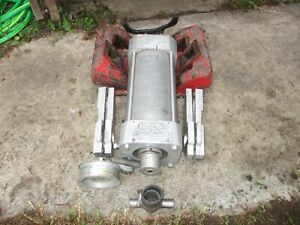 Latham Ford Thunderbird 312 Y block Supercharger Blower T bird Axial Flow