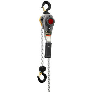 Jet 3 4 T Capacity Lever Hoist W 10 Ft Lift Overload Protection 376101 New