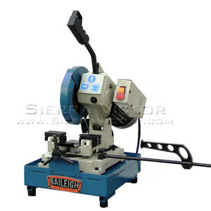 Baileigh Manually Operated Coldsaw Cs 225m