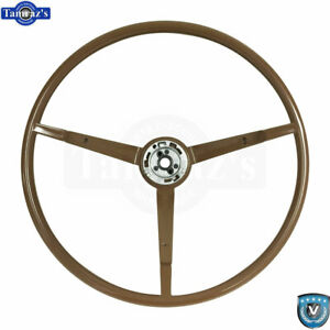 65 66 Ford Mustang Correct 15 Reproduction O E Style Steering Wheel Palomino