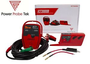 Power Probe Ect3000b Red Electronic Circuit Tester In Box New Free Shipping Usa