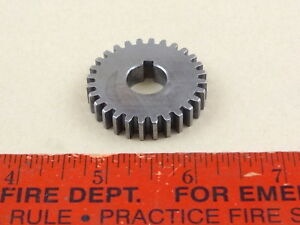 Nice Atlas 10 Craftsman 12 Lathe Quick Change Box 28 Tooth Gear Part 10 1521