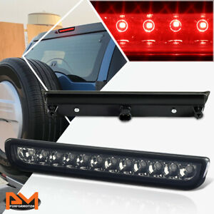 For 07 14 Fj Cruiser Full Led Third 3rd Tail Brake Light Rear Stop Lamp Smoked