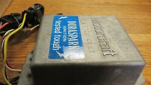 Nos 1981 1982 Ford Mustang F Series Bronco Duraspark Ignition Control Module Nos