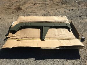 Humvee Lh Od Green Am General Vehicular Body Side Panel Riveted 12339698 3 Hmmwv