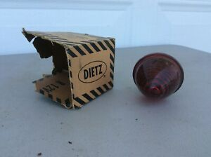 Vintage Dietz Light 12 Volt Light Nos Ford Chevrolet Dodge Hot Rod Rat Rod