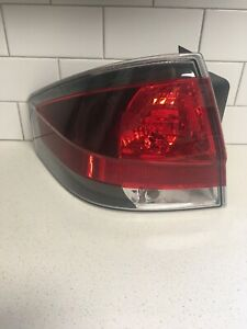 2008 2009 2010 2011 Ford Focus Left Tail Light 44zh 1965a
