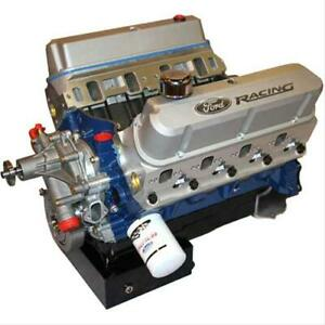Ford Racing 460 C I D 575 Hp Small Block Ford Crate Engine M6007z460fft