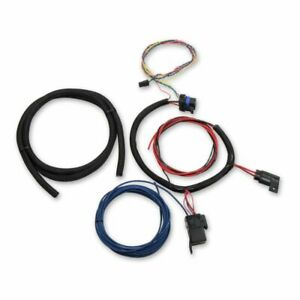 Holley Sniper 558 490 Tbi Efi Fuel Injection System Main Wiring Harness W Relay