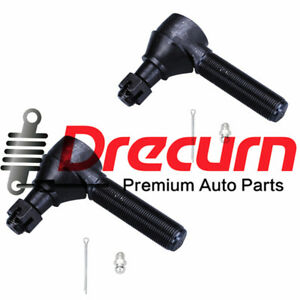 2pcs Tie Rod End Set Left And Right For Ford International Hino