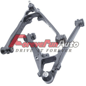 2pc Lower Control Arm Ball Joint For Chevy Silverado Gmc Sierra 1500 Tahoe