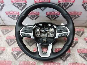 2016 Dodge Charger R t Scat Pack Oem Steering Wheel Black Heated